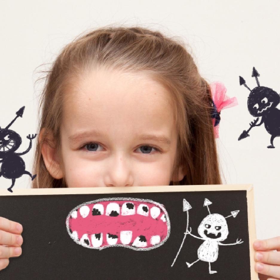 歯並びから考える子供の歯の健康